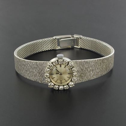 french-ladies-eviana-white-gold-diamond-wristwatch