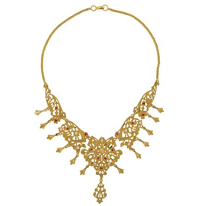 1970s-oriental-yellow-gold-necklace