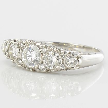 french-five-diamond-clusters-jarretiere-ring