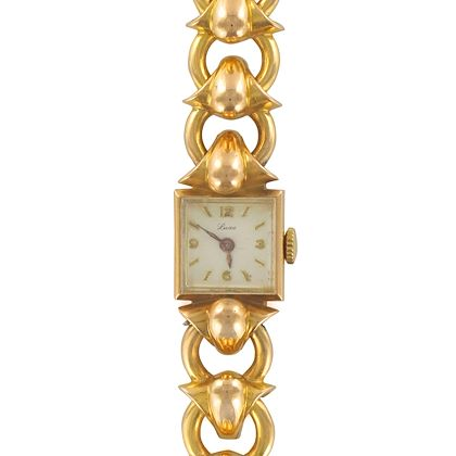ladies-yellow-gold-vintage-manual-wristwatch-1950s