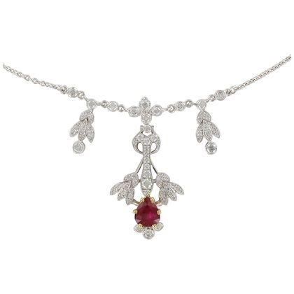belle-epoque-style-platinum-116-carat-ruby-106-carat-diamond-pendant-necklace