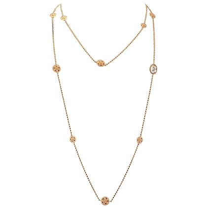 italian-rose-vermeil-chiseled-rounded-motifs-cameo-long-necklace