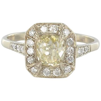 modern-140-carat-champagne-diamond-white-gold-ring