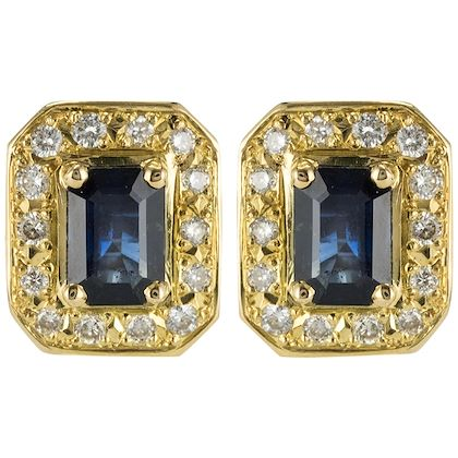 18-karat-yellow-gold-250-carat-sapphire-diamond-stud-earrings