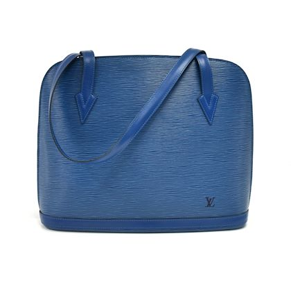 vintage-louis-vuitton-lussac-blue-epi-leather-large-shoulder-bag-8