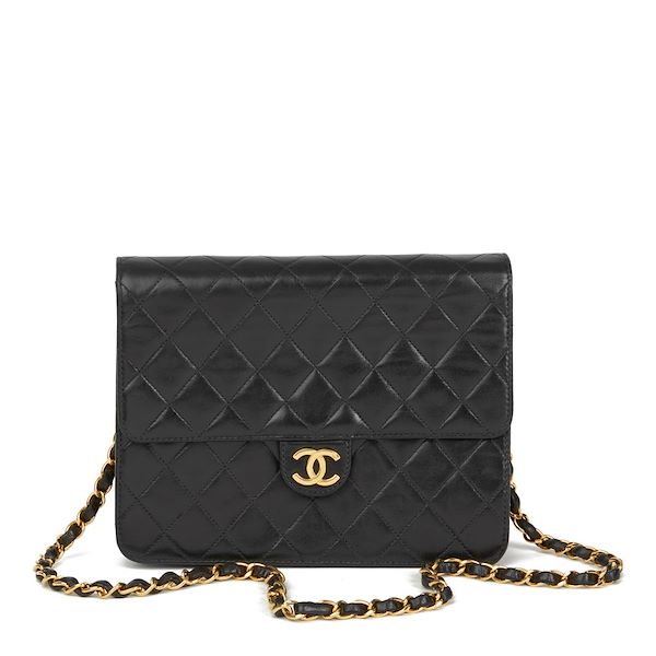 black-quilted-lambskin-vintage-small-classic-single-flap-bag-7