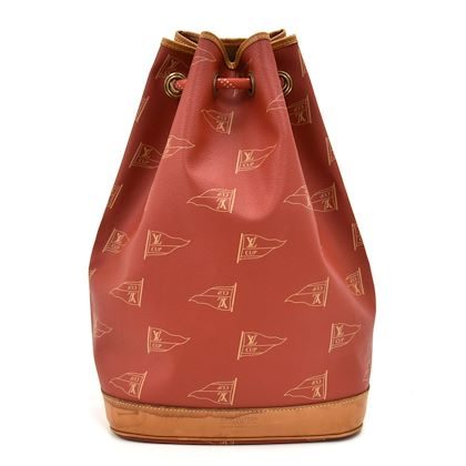 vintage-louis-vuitton-saint-tropez-lv-cup-limited-red-canvas-shoulder-bag