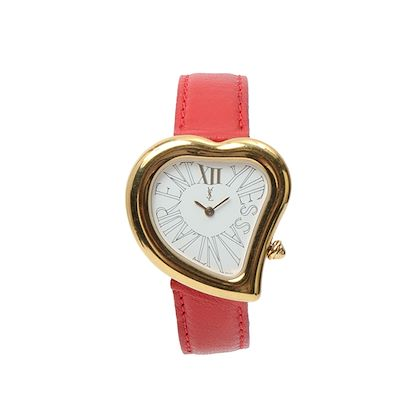 yves-saint-laurent-heart-face-watch-red