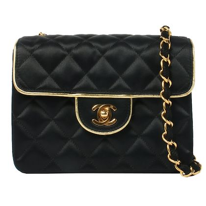 chanel-silk-satin-piping-design-straight-flap-turn-lock-mini-chain-bag-black
