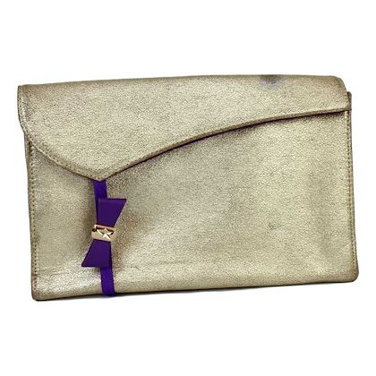 thierry-mugler-evening-clutch-bag-vintage-gold-handbag