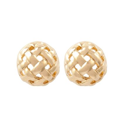 1980s-vintage-givenchy-round-earrings
