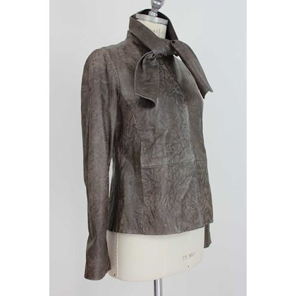 maison-martin-margiela-biker-jacket-leather-vintage-gray-2