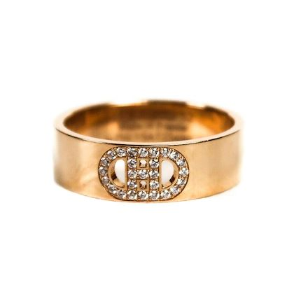 hermes-diamond-ring-h-dancre-18k-yellow-gold-h-logo-52-us-6-pre-owned-used-2