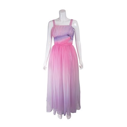 1950s-vintage-pink-and-purple-tulle-evening-dress-2