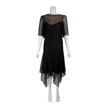 vintage-1920s-black-lace-flapper-dress