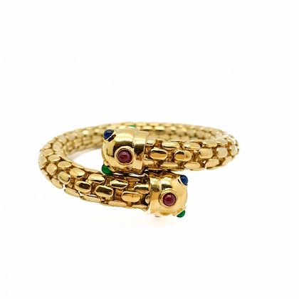 vintage-gold-jewelled-torque-style-cuff-faux-sapphire-emerald-and-ruby-look-1980s-2