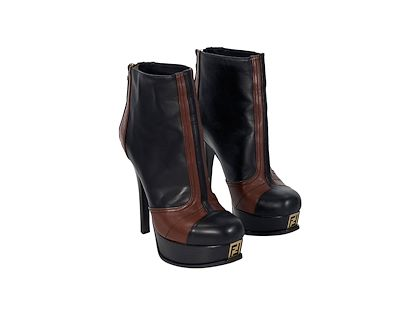 black-brown-fendi-leather-platform-ankle-boots-2