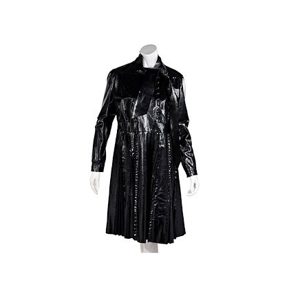 black-valentino-long-sleeve-leather-dress-2