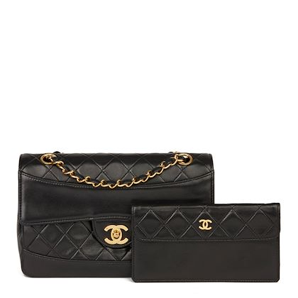 black-quilted-lambskin-vintage-classic-single-flap-bag-with-wallet-2