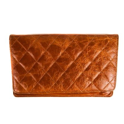 chanel-wallet-cc-logo-bifold-cognac-brown-quilted-calfskin-leather-08c-woc-pre-owned-used