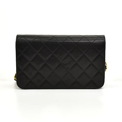 d0f8bd8a9ea17b vintage-chanel-75-black-quilted-leather-mini-flap- ...