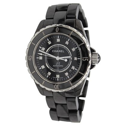 chanek-black-j12-diamonds-watch