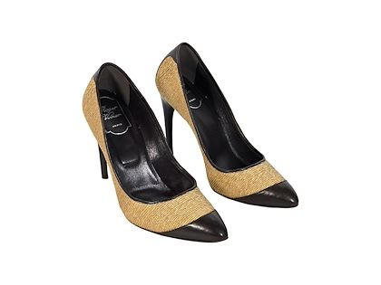 tan-brown-roger-vivier-straw-pumps