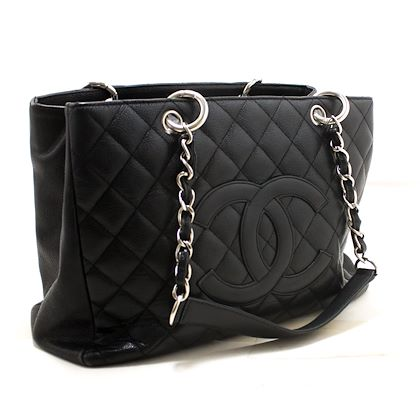 chanel-caviar-gst-13-grand-shopping-tote-chain-shoulder-bag-black-15
