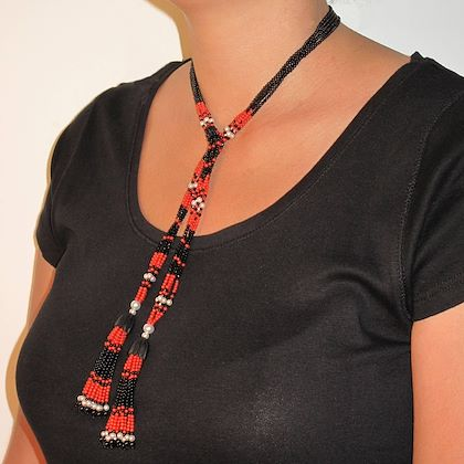 pearl-coral-onyx-ebony-long-necklace-2