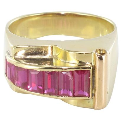 french-retro-calibrated-ruby-gold-tank-ring-2