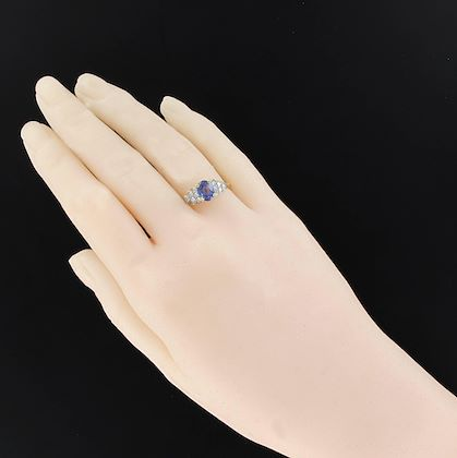 french-art-deco-style-sapphire-diamonds-ring-2
