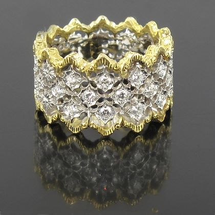 diamond-two-color-gold-filigree-ring-4