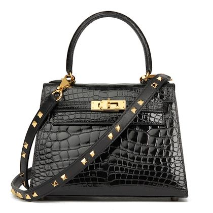 black-shiny-mississippiensis-alligator-leather-vintage-kelly-20cm-sellier