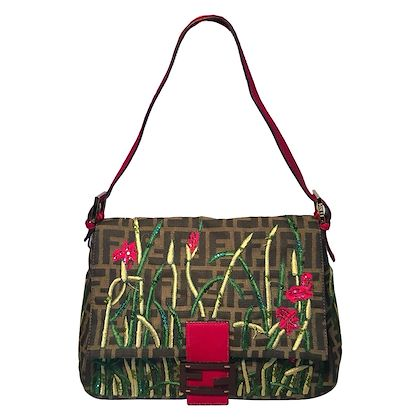 fendi-floral-embroidered-beaded-monogram-zucca-print-large-baguette