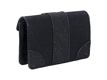 black-bottega-veneta-crystal-embellished-clutch