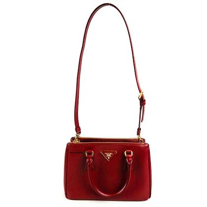 prada-red-saffiano-crossbody-double-zip-lux-small-leather-shoulder-bag-pre-owned-used