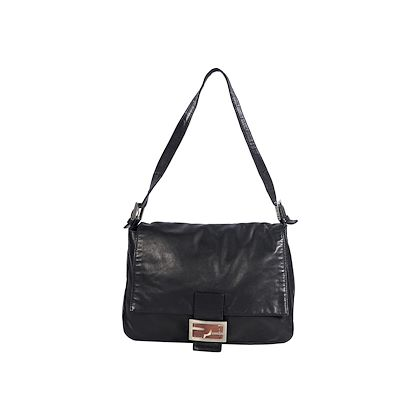 black-vintage-fendi-leather-mama-forever-bag