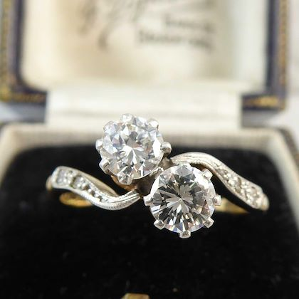 071-carat-diamond-two-stone-ring-diamond-shoulders