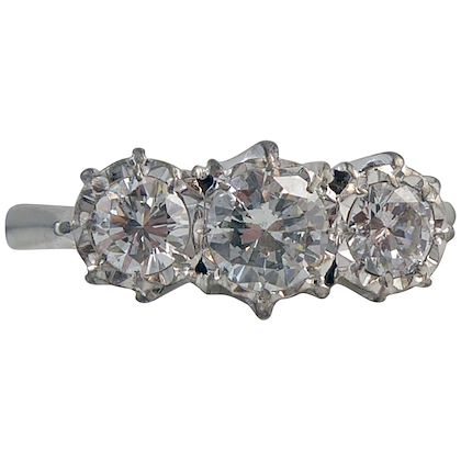 076-carat-vintage-diamond-ring-three-brilliant-cut-diamonds-hallmarked-1964