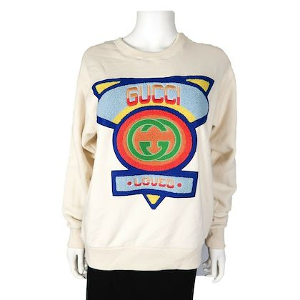 gucci-sweatshirt-love-white-gg-love-extra-small-womens-new