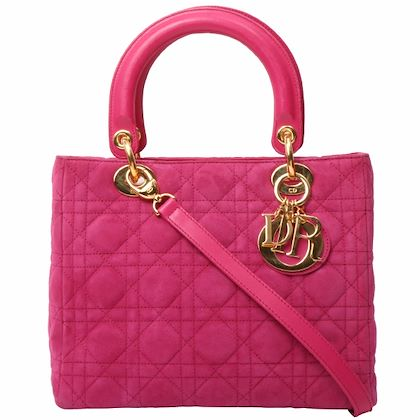 dior-suede-lady-cannage-stitch-2way-bag-m-fuchsia-pink