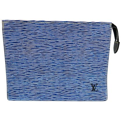 louis-vuitton-2019-blue-epi-toiletry-pouch-26-medium-clutch-bag-new
