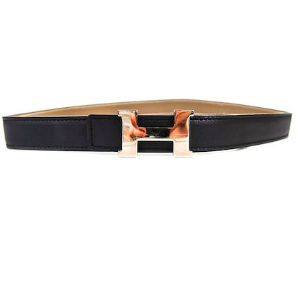 hermes-belt-h-logo-85-reversible-black-taupe-leather-constance-silver-buckle-pre-owned-used
