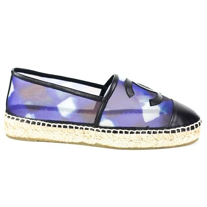 chanel-mesh-espadrille-shoes-blue-and-black-leather-cc-us-7-37-new