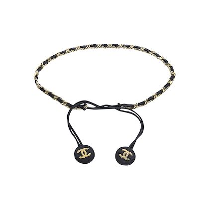 black-gold-chanel-woven-chain-belt