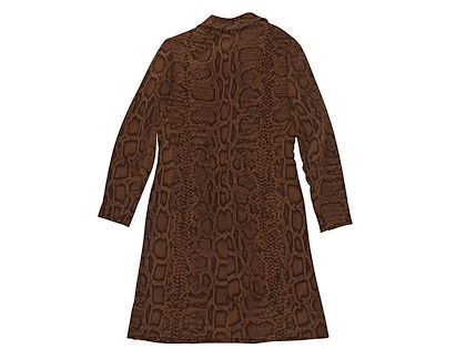 brown-givenchy-haute-couture-printed-dress