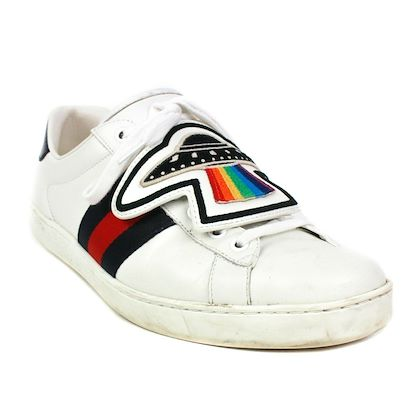 gucci-patch-remix-ace-sneakers-rainbow-starship-dragon-95-it-us-105-pre-owned-used