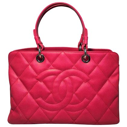 chanel-dark-pink-caviar-quilted-grand-shopping-tote