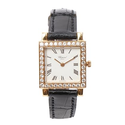 chopard-18k-diamond-square-face-watch-black