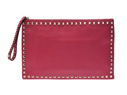 valentino-leather-clutch-bag
